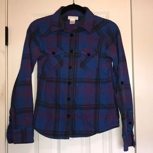 O'NEILL Flannel Long Sleeve Shirt